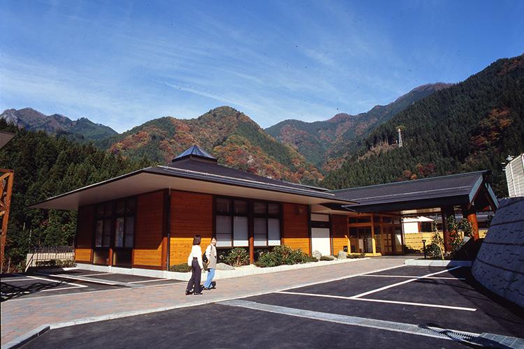 道の駅大滝温泉 遊湯館